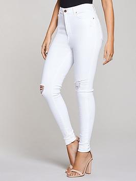 michelle-keegan-premium-ripped-jean-white