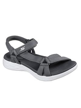 skechers-on-the-go-600-brilliancynbspsandals-grey