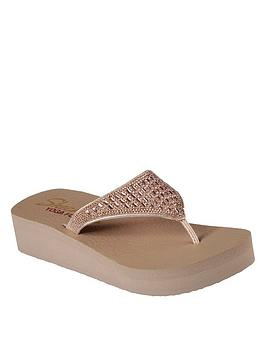 skechers-vinyasa-tiger-squadnbspflip-flops-ndash-rose-gold