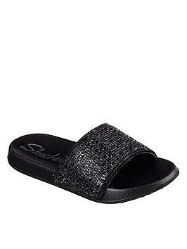 skechers-2nd-take-summer-chic-sandal-black