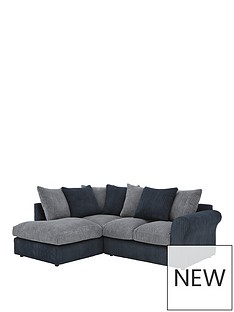 plaza-compact-left-hand-fabric-corner-chaise-sofa