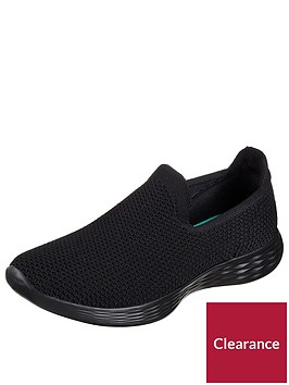 skechers-you-define-wide-fit-blacknbsp