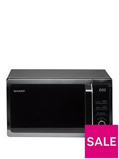 sharp-20l-800wnbspsolo-microwave-silver