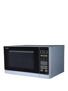 sharp-25l-900wnbspsolo-microwave-silver
