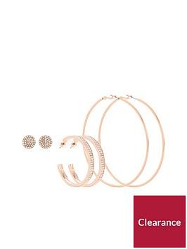 v-by-very-3-pack-diamante-detail-earrings
