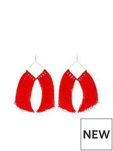v-by-very-oversized-tassel-earrings