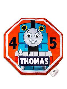 thomas-friends-thomas-amp-friends-patch-shaped-cushion