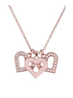 ted-baker-ezzrela-enchanted-triple-heart-pendant