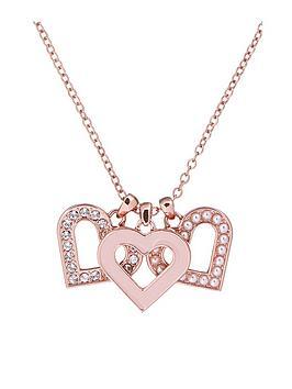 ted-baker-ezzrela-enchanted-triple-heart-pendant