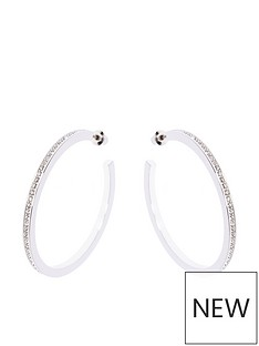 karen-millen-large-hoop-earrings