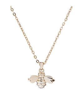 ted-baker-bumble-bee-pendant-gold-tonenbsp