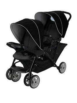 graco-graco-stadium-duo-tandem-pushchair-with-click-connect