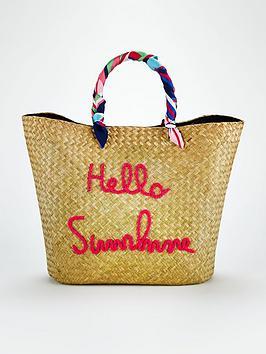 v-by-very-slogan-scarf-wrap-handle-beach-bag-naturalnbsp