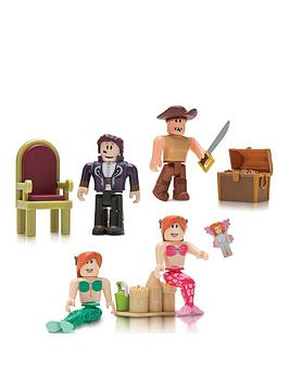 roblox-roblox-celebrity--neverland-lagoon-4-figure-pack