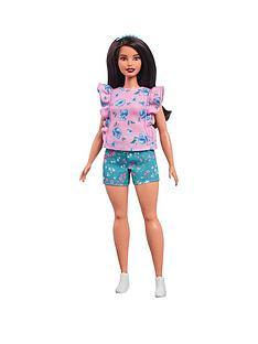 barbie-fashionistas-florals-frills-curvy