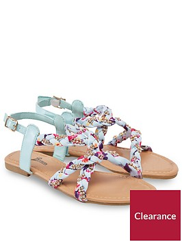 joe-browns-joe-browns-flat-braided-strappy-sandals-with-diamantes