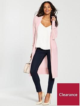 v-by-very-pointelle-stripe-longlinenbspcardigan-blush-pink
