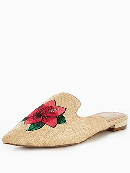 Miss Kg Malta Floral Loafer