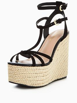 Miss Kg Pamela Wedge Sandal