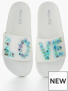 miss-kg-renee-bling-slider-white