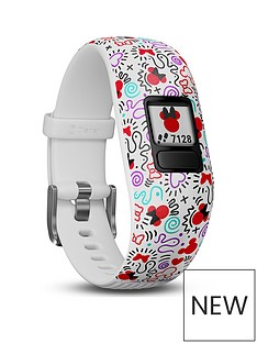garmin-vivofit-junior-2-adjustable-minnie-mouse
