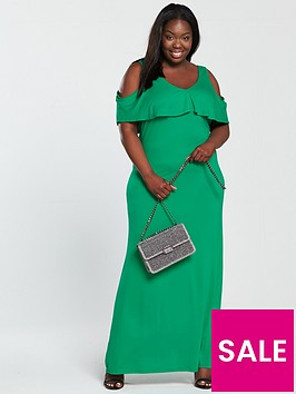 v-by-very-curve-cross-back-cold-shoulder-maxi