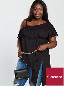 v-by-very-curve-one-shoulder-jersey-top