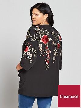 v-by-very-curve-embroidered-kimono-jacket