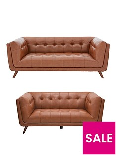 society-3-seater-2-seater-premiumnbspleather-sofa-set-buy-and-save