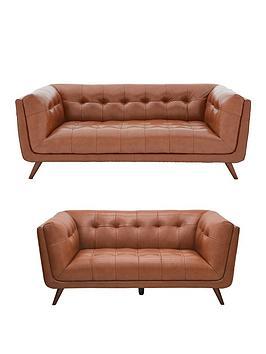 society-3-seaternbspplus-2-seater-premiumnbspleather-sofa-set-buy-and-save