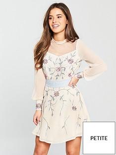v-by-very-petite-embellished-skater-dress-ivorynbsp
