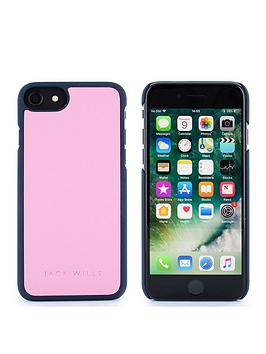 jack-wills-saffiano-inlay-shell-apple-iphone-678-wray-pink-navy