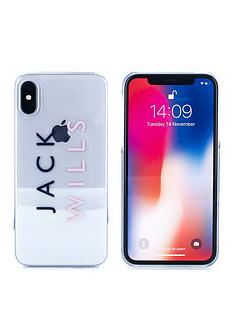 jack-wills-clear-hard-shell-iphone-x