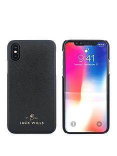 jack-wills-saffiano-inlay-shell-apple-iphone-678-plus-wray-black