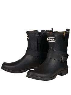 barbour-biker-buckle-welly