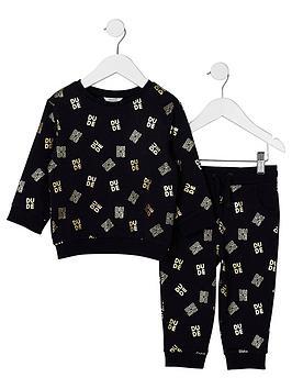 river-island-mini-boys-black-lsquodudersquo-sweatshirt-outfit