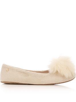 ugg-andi-leisure-pom-pom-slippers-cream