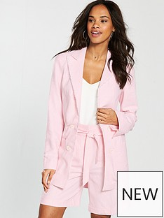 v-by-very-relaxed-linen-mix-jacket-blush