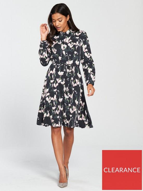 Oasis Magnolia Skater Shirt Dress  174215605