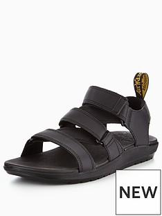 dr-martens-redfinnbspvelcro-flat-sandal-black