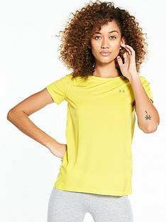 under-armour-heatgearreg-armour-tee-lemonnbsp