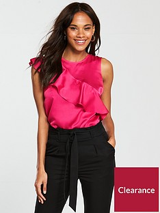 v-by-very-frill-shell-top-fuchsianbsp