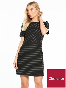 oasis-cutabout-stripe-dress