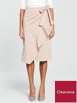 v-by-very-cotton-tie-wrap-skirt-stonenbsp