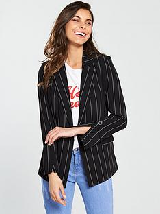 v-by-very-pinstripe-blazer-black