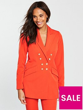 v-by-very-statement-jacket-orange