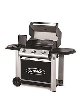 outback-magnum-3-burner-bbq-with-gas-regulator
