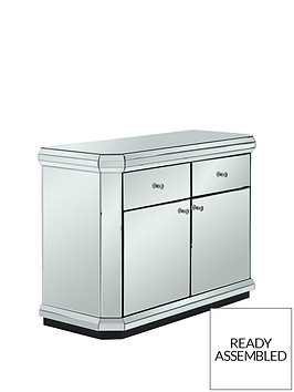 plinth-mirrored-ready-assembled-compact-sideboard