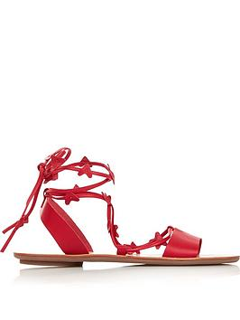 loeffler-randall-heartla-flat-lace-up-sandals--nbspred