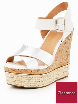 v-by-very-tropez-cross-strap-wedge-sandal-whitesilver